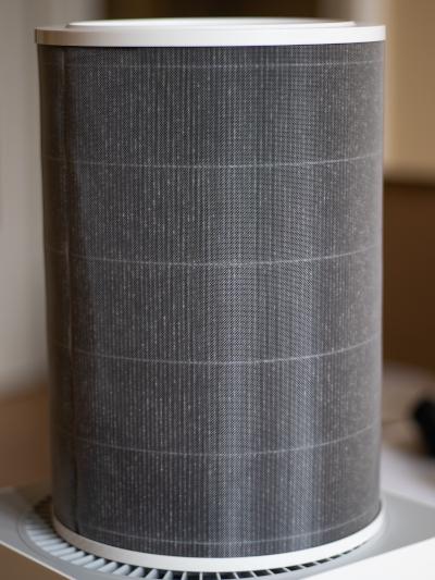 Galeria przedstawiająca konstrukcji filtra czarnego