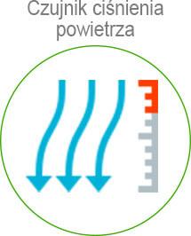 Stacja pomiarowa EcoLife czujnik wilgotności powietrza