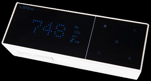 Oczyszczacz powietrza LIFAair LA333 + LAM05 stacja pomiarowa