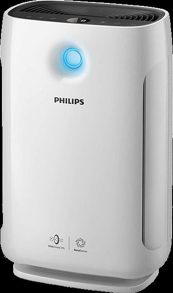 Philips AC2889/10 widok z boku