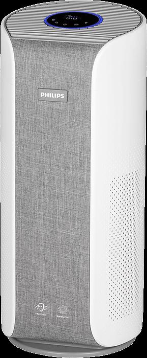 Philips Dual Scan AC3858/50 z boku
