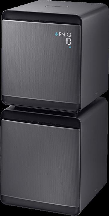 Samsung AX47R9080SS dwie kostki złączone