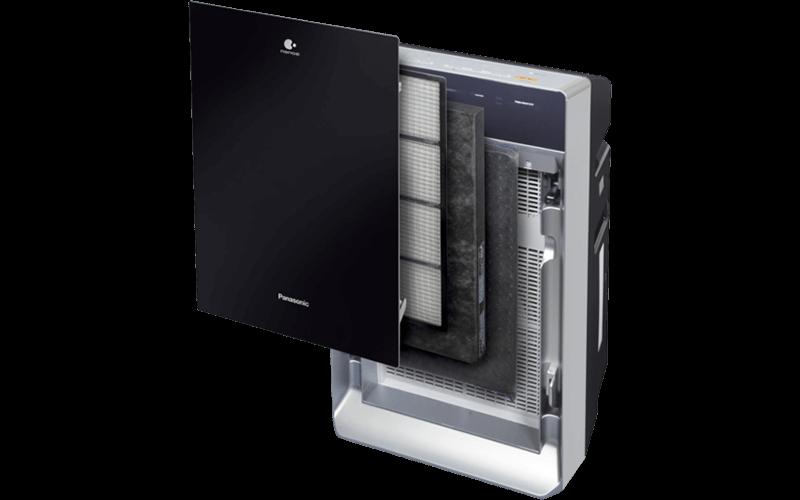 Stopnie filtracji Panasonic F-VXR70G