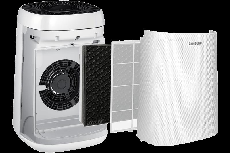 Samsung AX34R3020WW filtry