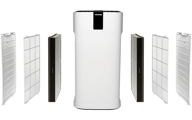 Toshiba CAF-X116XPL filtracja