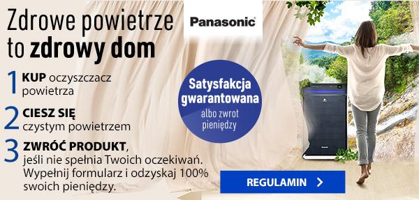 Satysfakcja gwarantowana – Panasonic