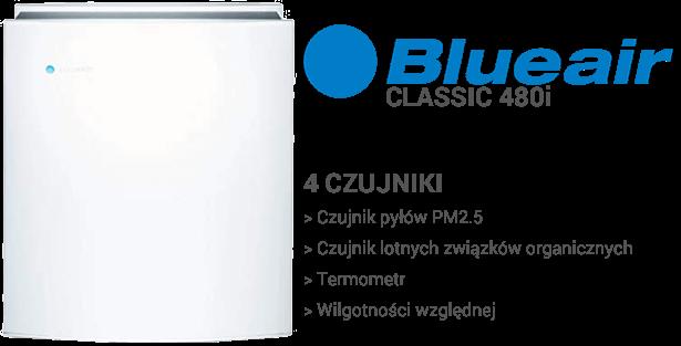 Bueair Classic 480i czujniki