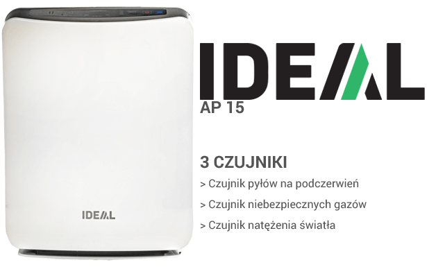 IDEAL AP 15 czujniki