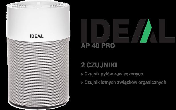 IDEAL AP 40 PRO czujniki