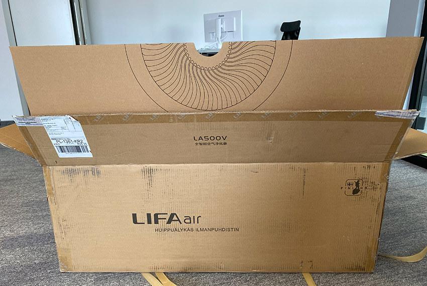 Pudełko LIFAair LA500V