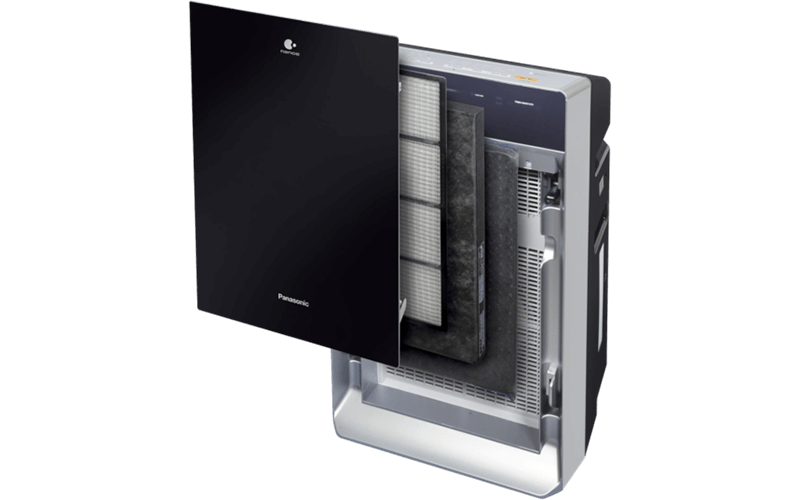 4 filtry w Panasonic F-VXR70G-K