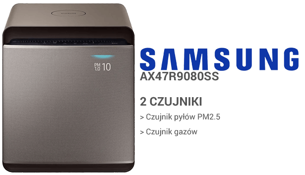 Samsung AX47R9080SS czujniki