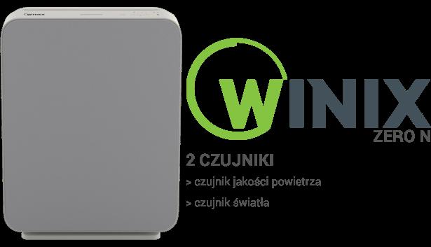 Winix Zero N czujniki