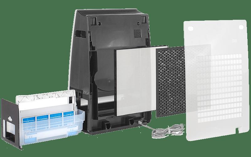 Stopnie filtracji Sharp KC-F32EUW