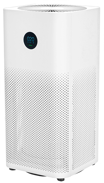Xiaomi Air Purifier 2S widok z boku