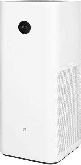 Xiaomi Air Purifier Max widok z boku