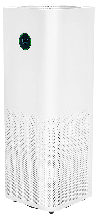 Xiaomi Air Purifier Pro widok z boku