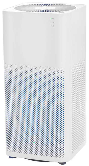 Xiaomi Air Purifier 2 widok z boku