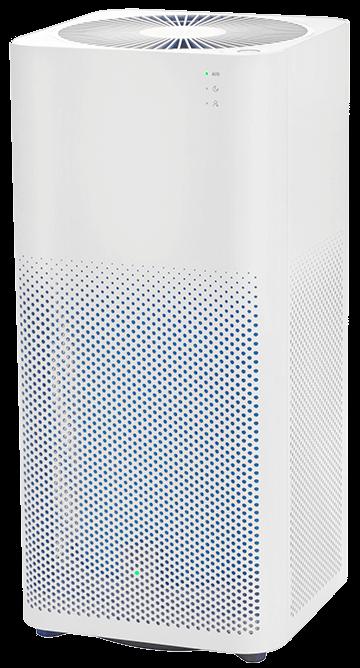 Xiaomi Air Purifier 2 widok z boku